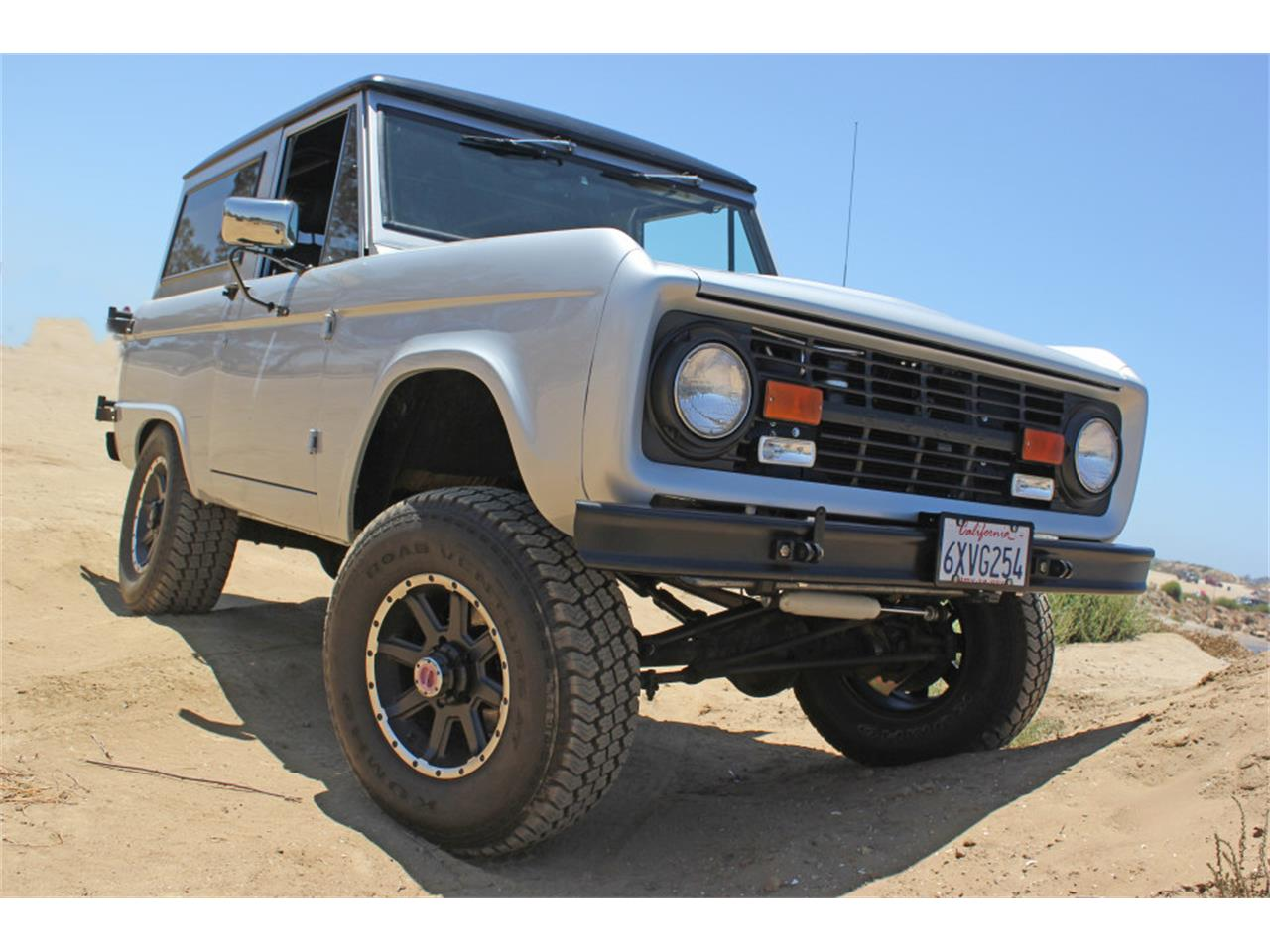 1969 Ford Bronco for sale in San Diego, CA – photo 83