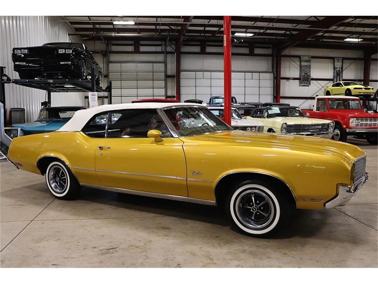 1972 Oldsmobile Cutlass for sale in Kentwood, MI – photo 59