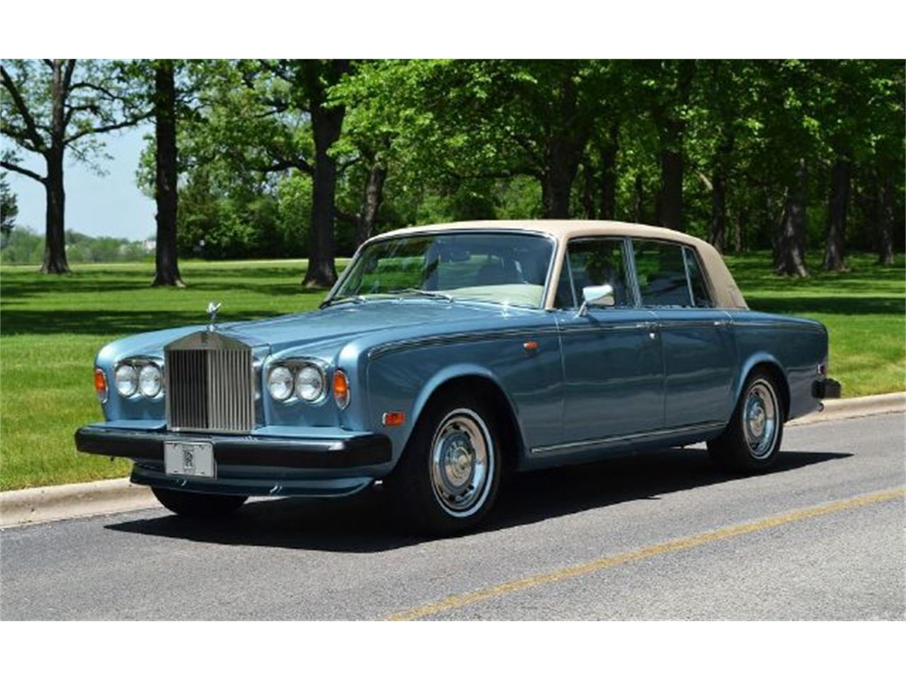 1973 Rolls-Royce Silver Shadow for sale in Carey, IL – photo 33