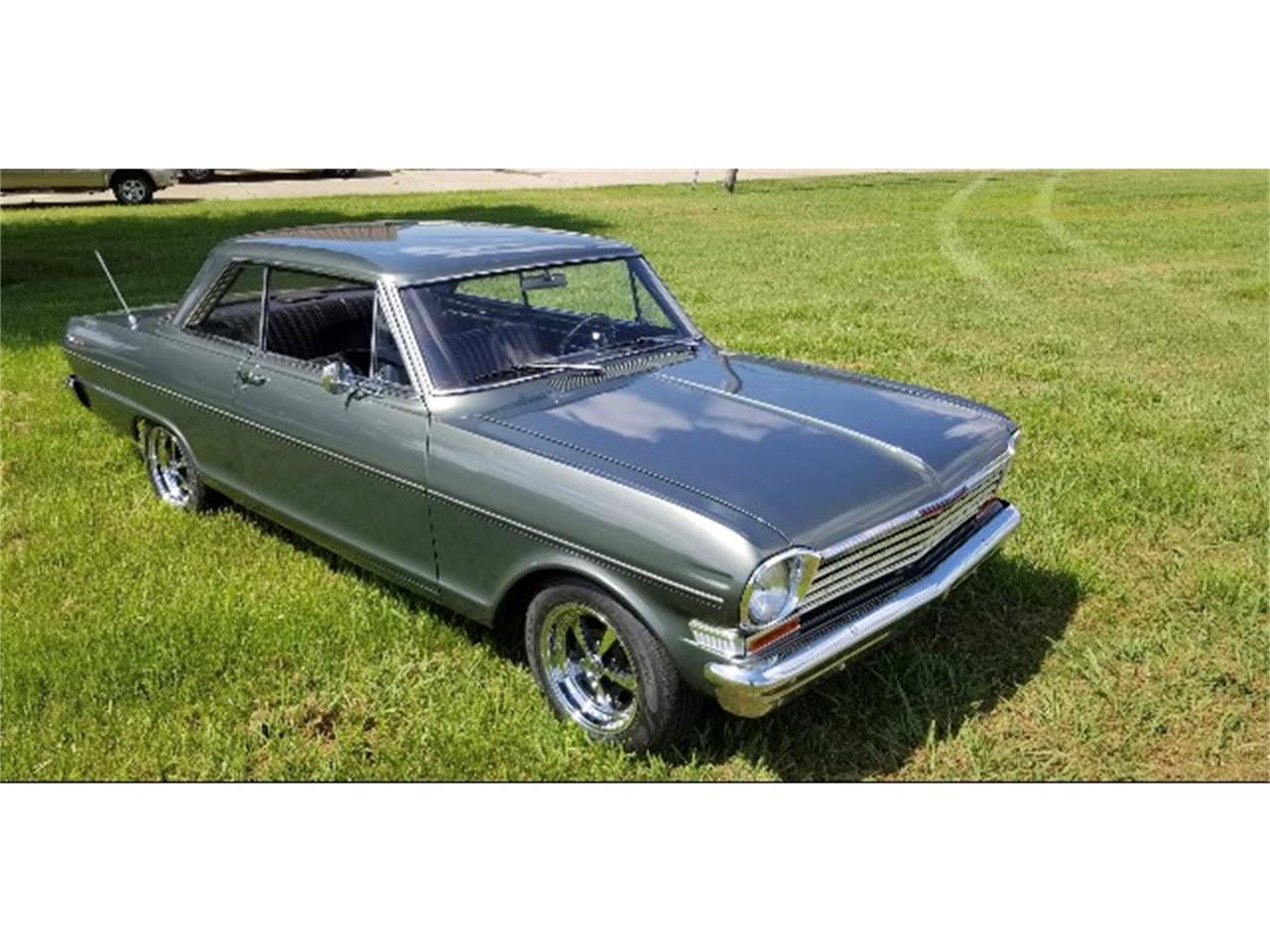 1963 Chevrolet Chevy II Nova SS for sale in Metairie, LA – photo 14