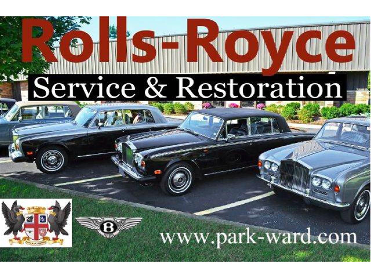 1973 Rolls-Royce Silver Shadow for sale in Carey, IL