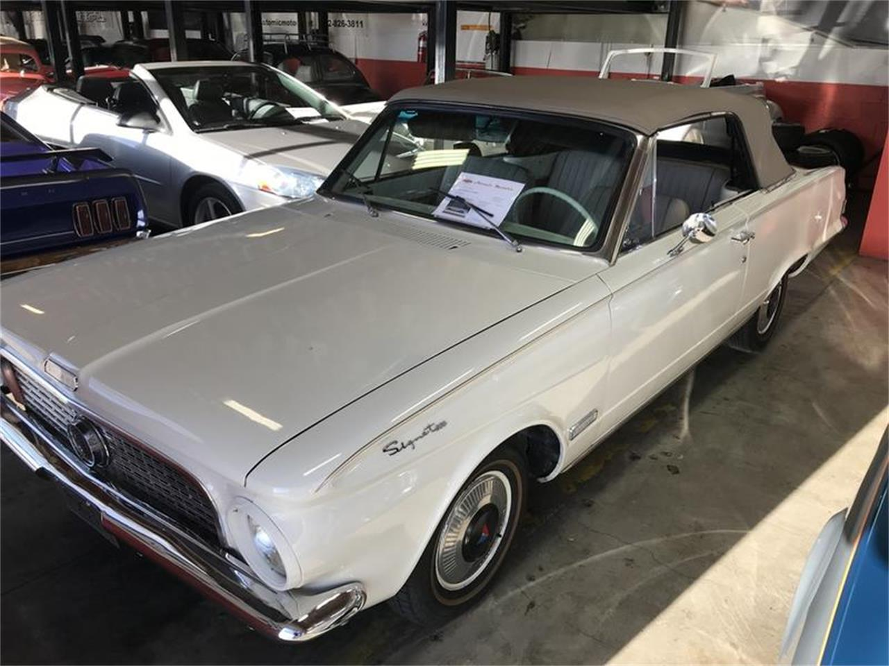 1963 Plymouth Valiant for sale in Henderson, NV – photo 24