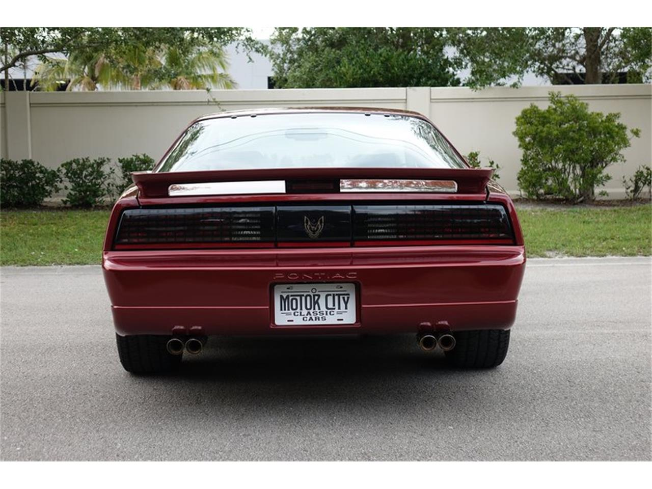 1987 Pontiac Firebird for sale in Vero Beach, FL – photo 8
