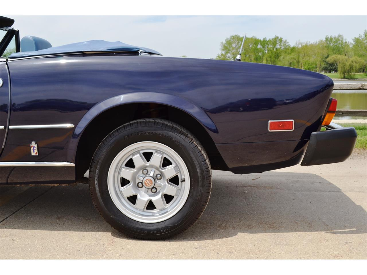 1981 Fiat Spider for sale in Barrington, IL – photo 20