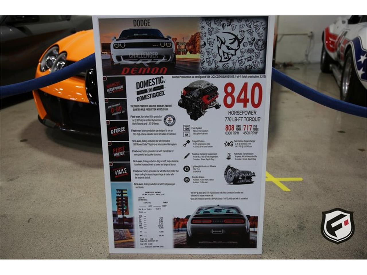 2018 Dodge Challenger for sale in Chatsworth, CA – photo 38