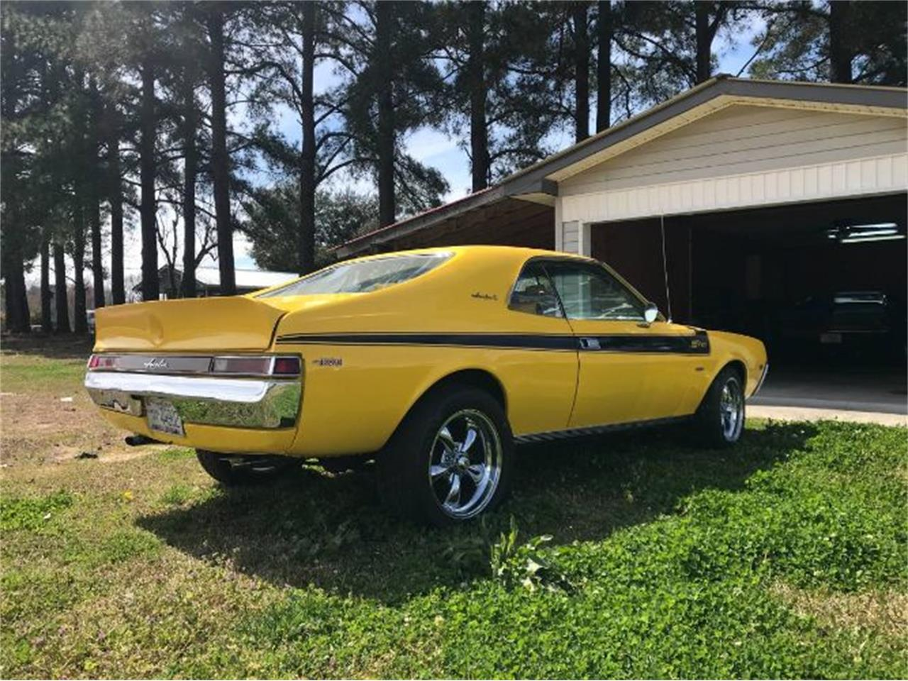 1969 AMC Javelin for sale in Cadillac, MI – photo 6