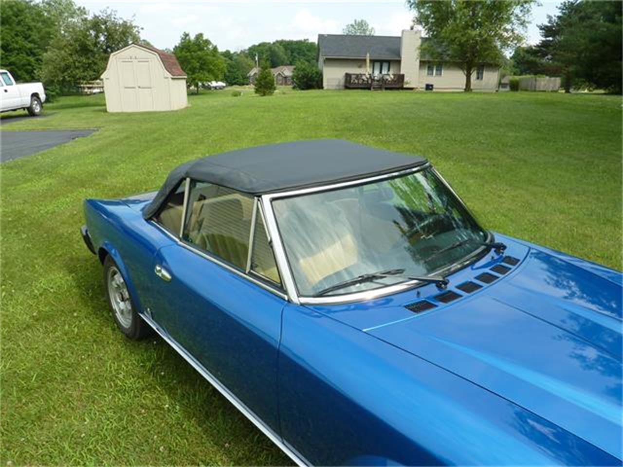 1980 Fiat 124 for sale in Mount Gilead, OH – photo 24