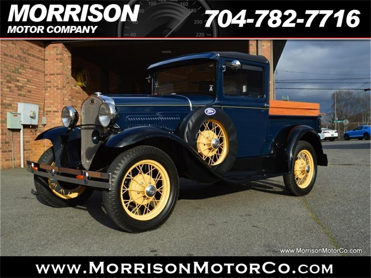 1931 Ford Model A for sale in Concord, NC – photo 6