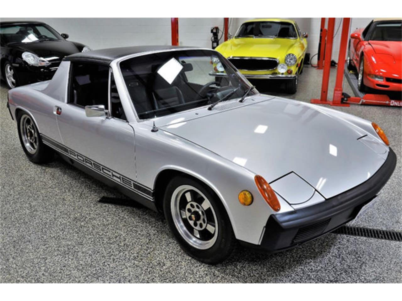 1972 Porsche 914 for sale in Plainfield, IL – photo 25