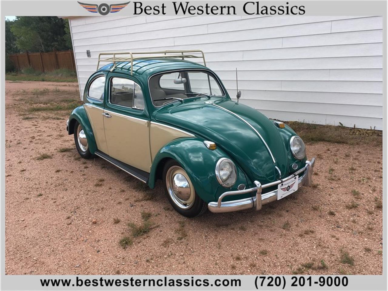 1964 Volkswagen Beetle for sale in Franktown, CO – photo 29