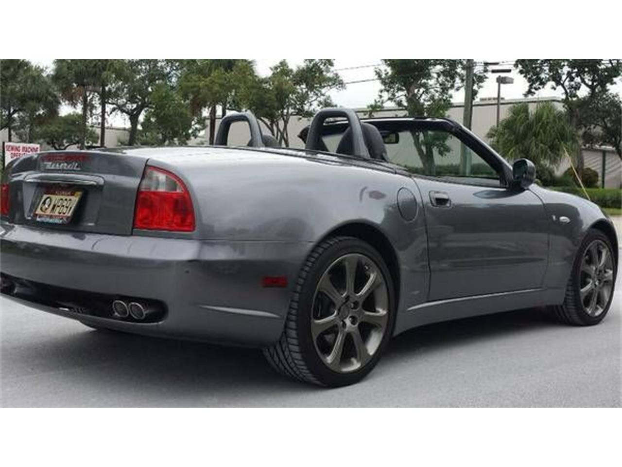 2004 Maserati Spyder for sale in Cadillac, MI ...