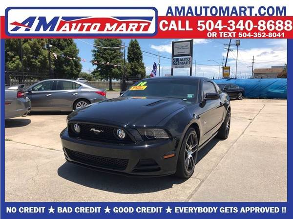 ★ 2014 FORD MUSTANG ★ 99.9% APPROVED► $1995 DOWN for sale in Marrero, LA