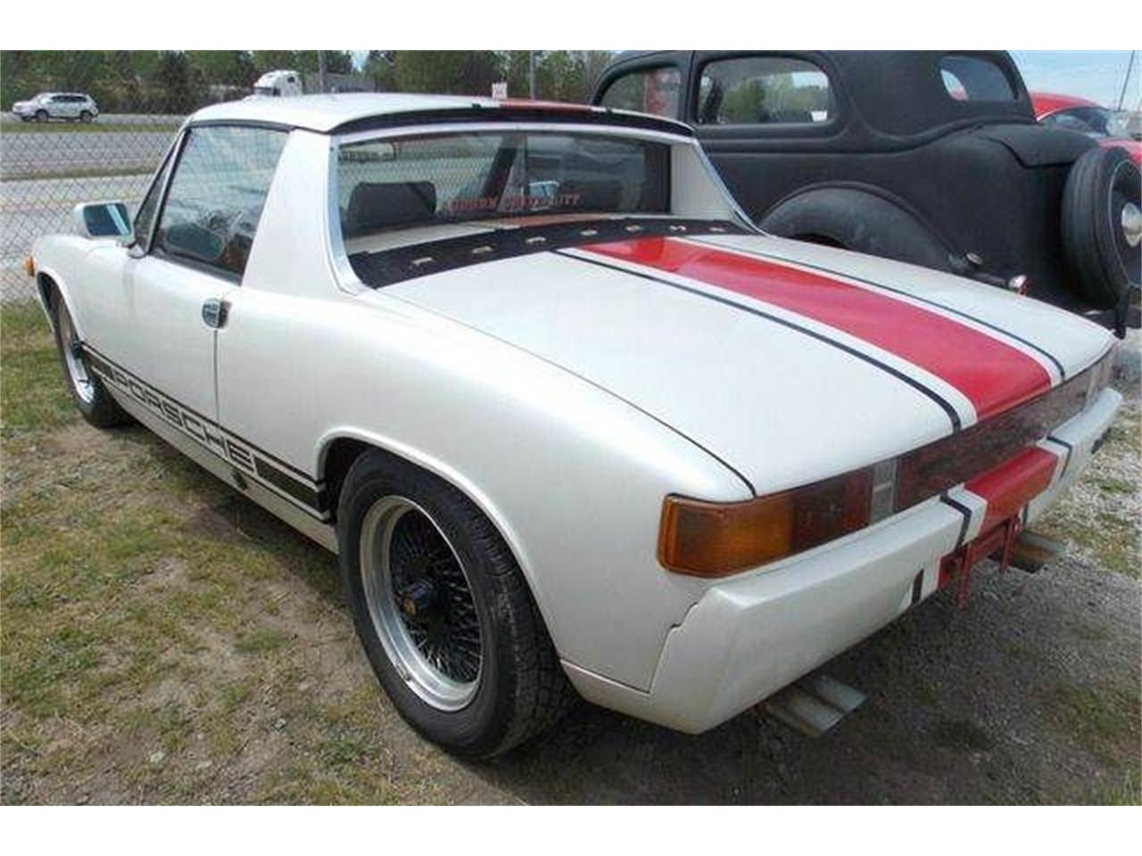 1973 Porsche 914 for sale in Cadillac, MI – photo 5