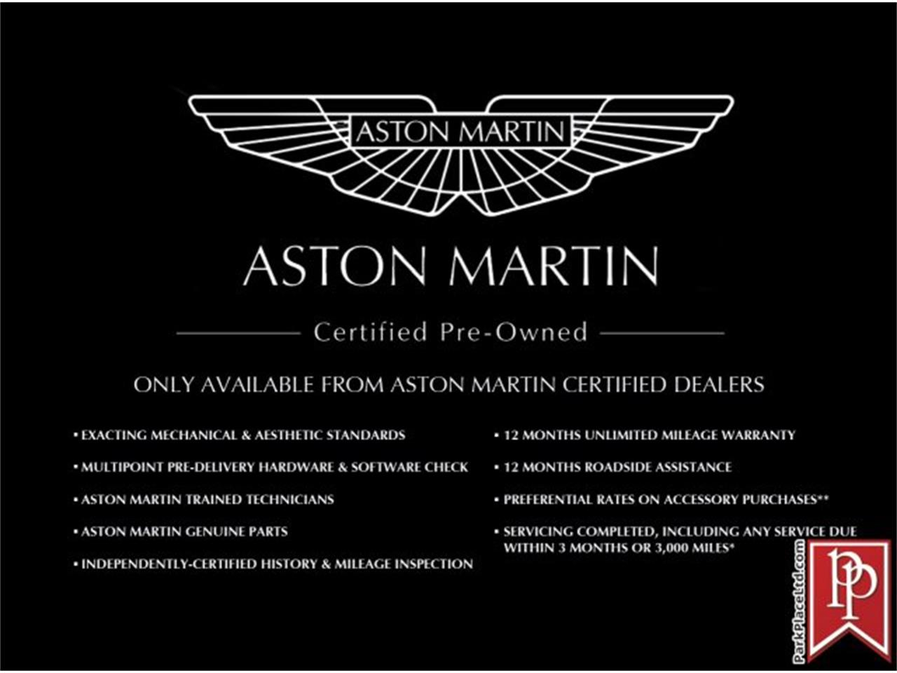 2015 Aston Martin Vantage for sale in Bellevue, WA – photo 2