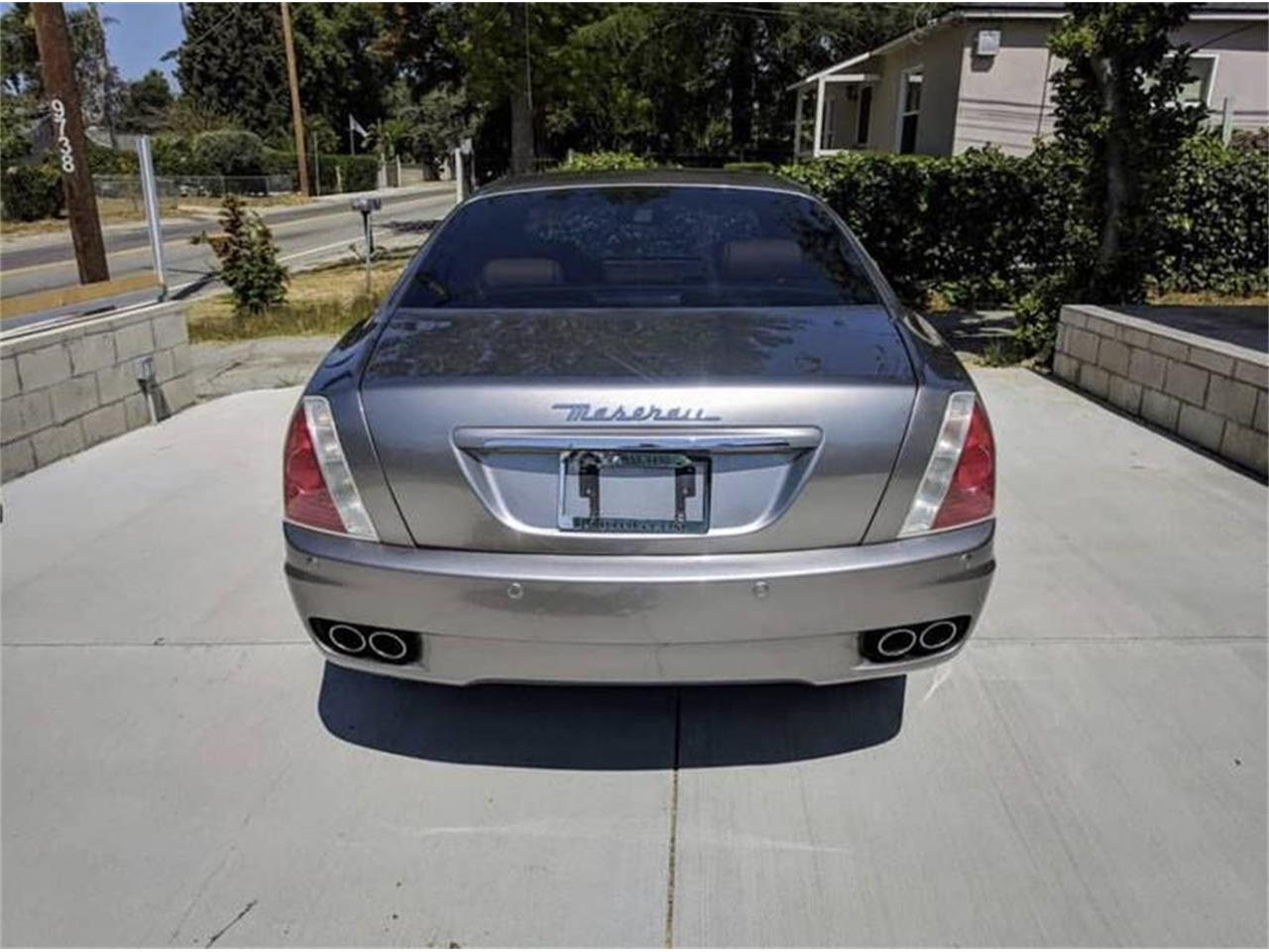 2007 Maserati Quattroporte for sale in Long Island, NY – photo 4