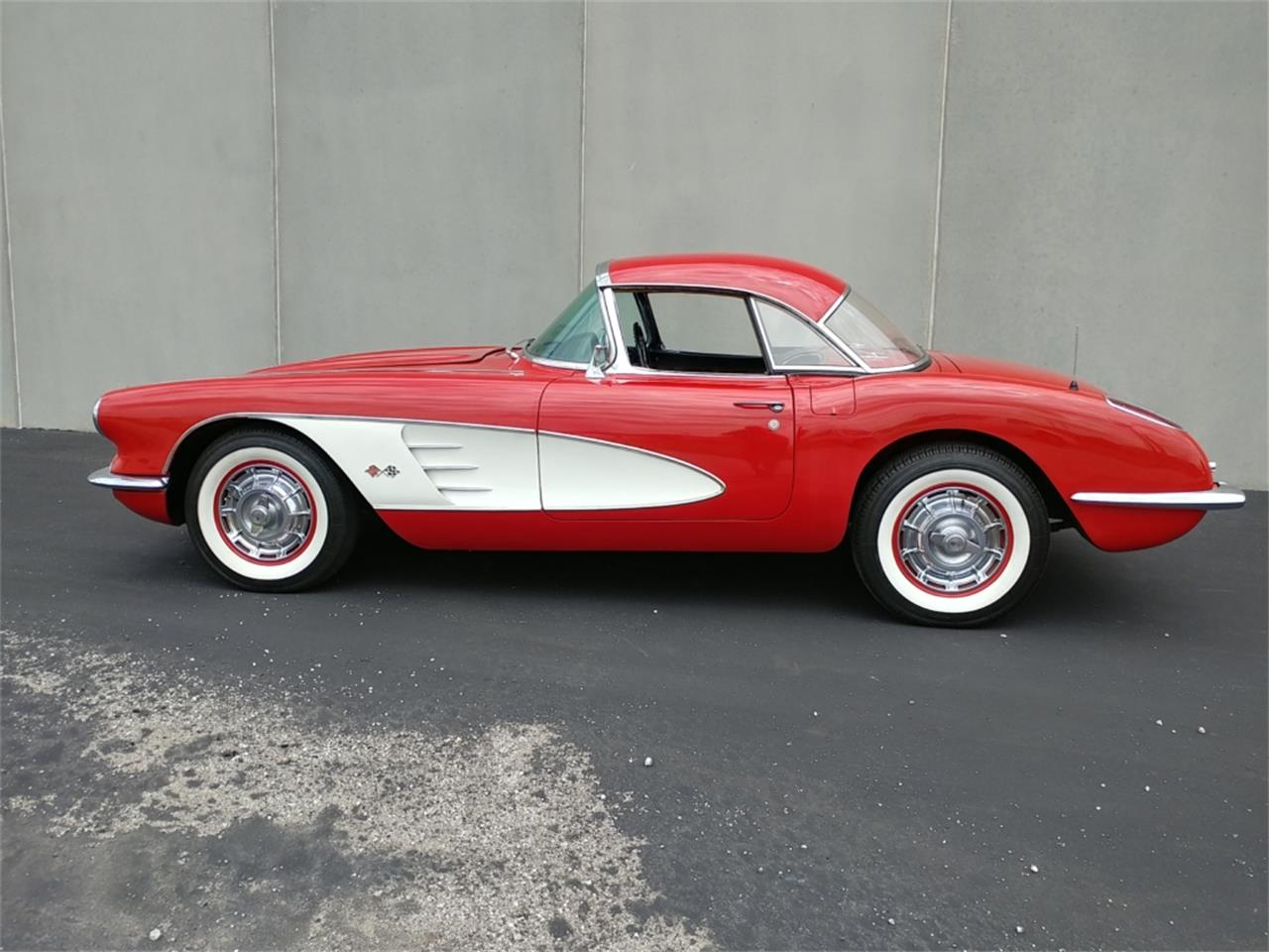 1960 Chevrolet Corvette for sale in N. Kansas City, MO – photo 3