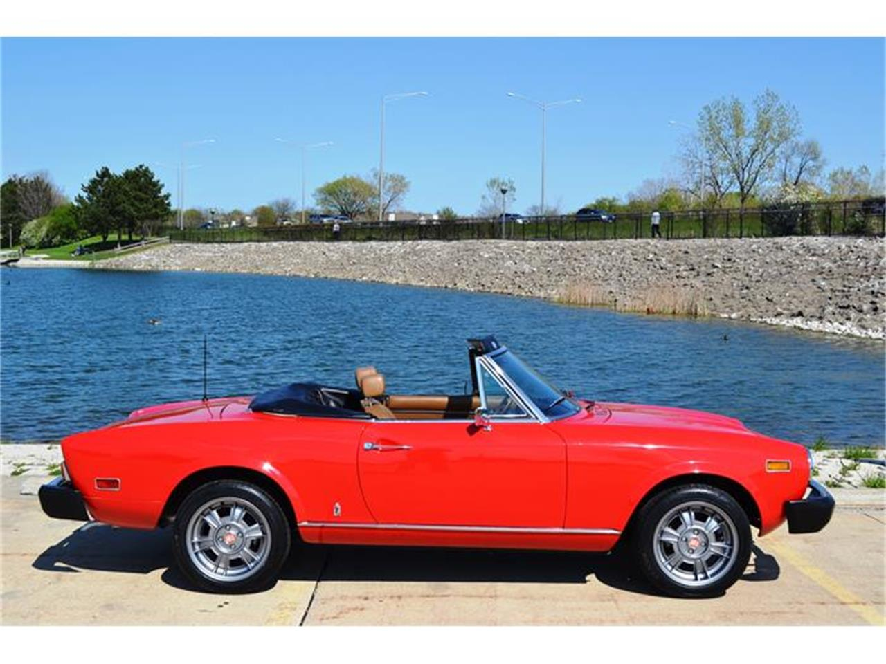1977 Fiat 124 for sale in Barrington, IL – photo 7