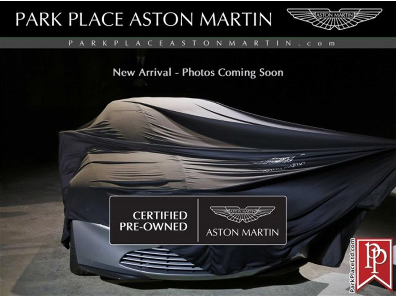 2015 Aston Martin Vantage for sale in Bellevue, WA