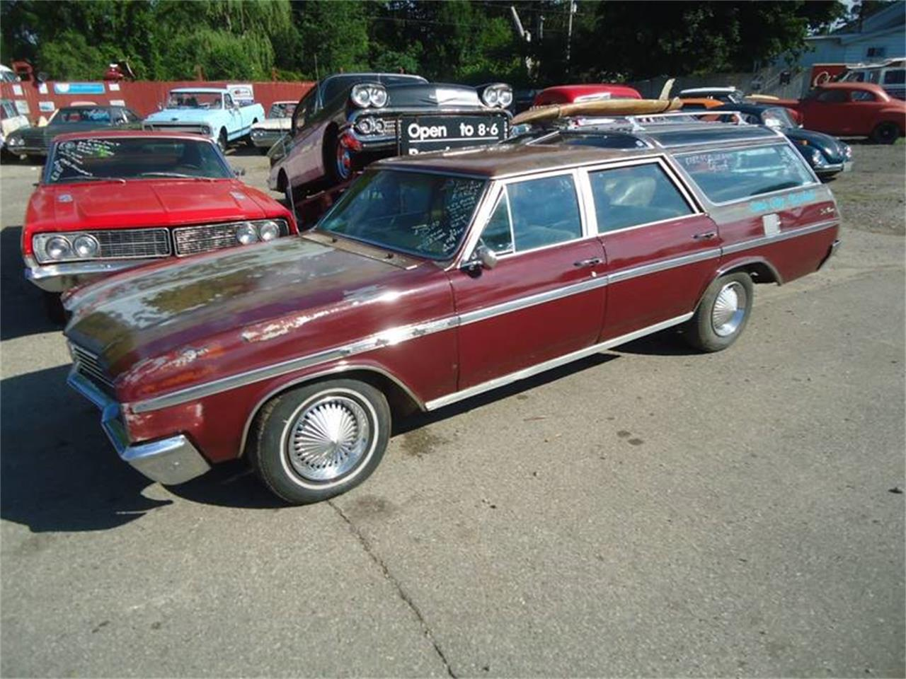 1965 sport wagon glass roof buick for sale in Jackson, MI – photo 27