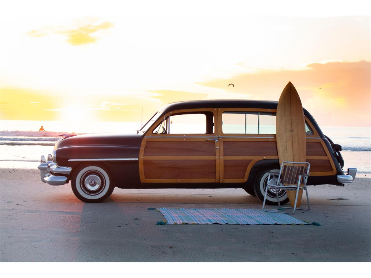 1951 Mercury Woody Wagon for sale in Jacksonville, FL – photo 4