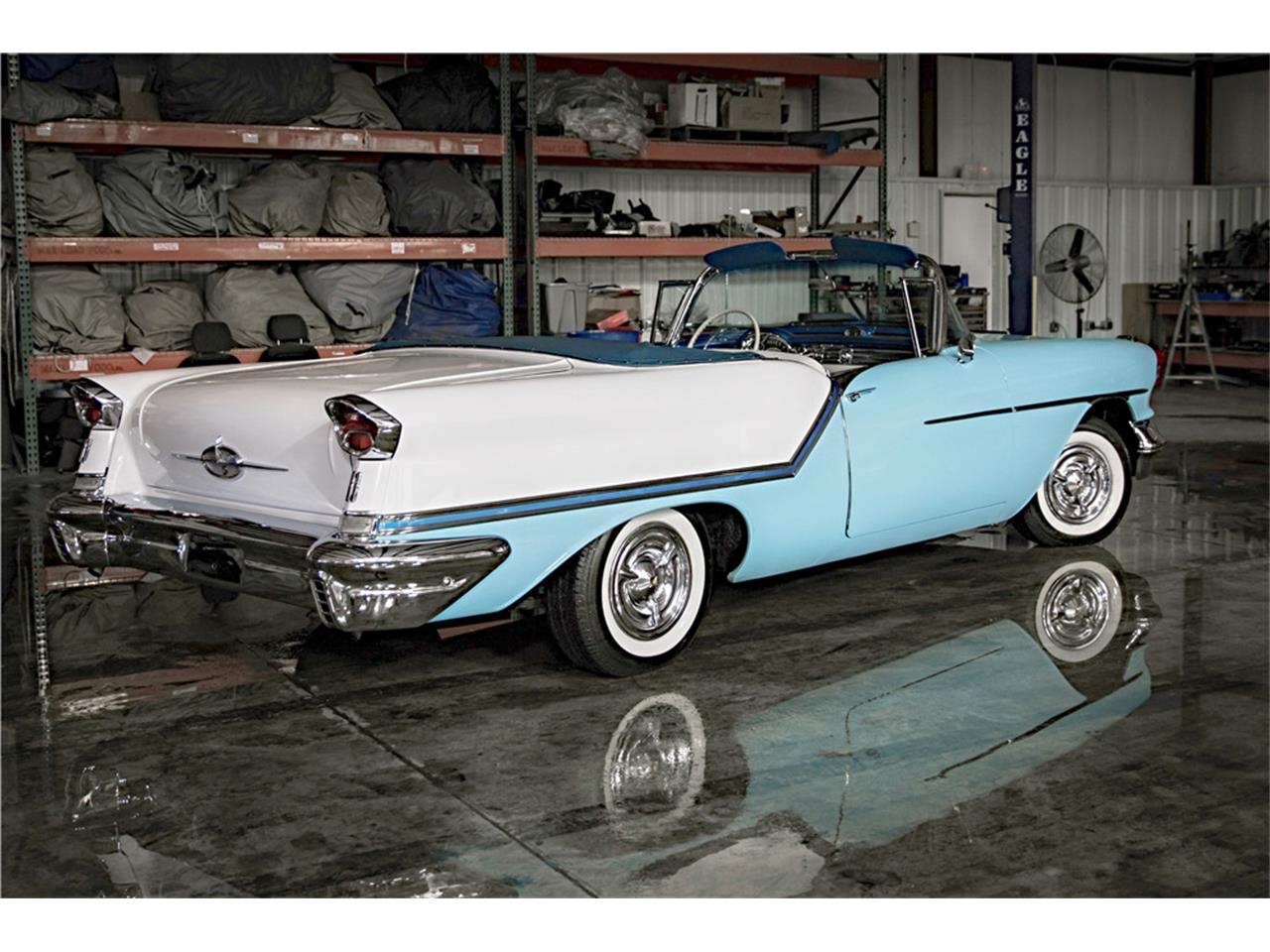 1957 Oldsmobile Rocket 88 for sale in West Palm Beach, FL – photo 2