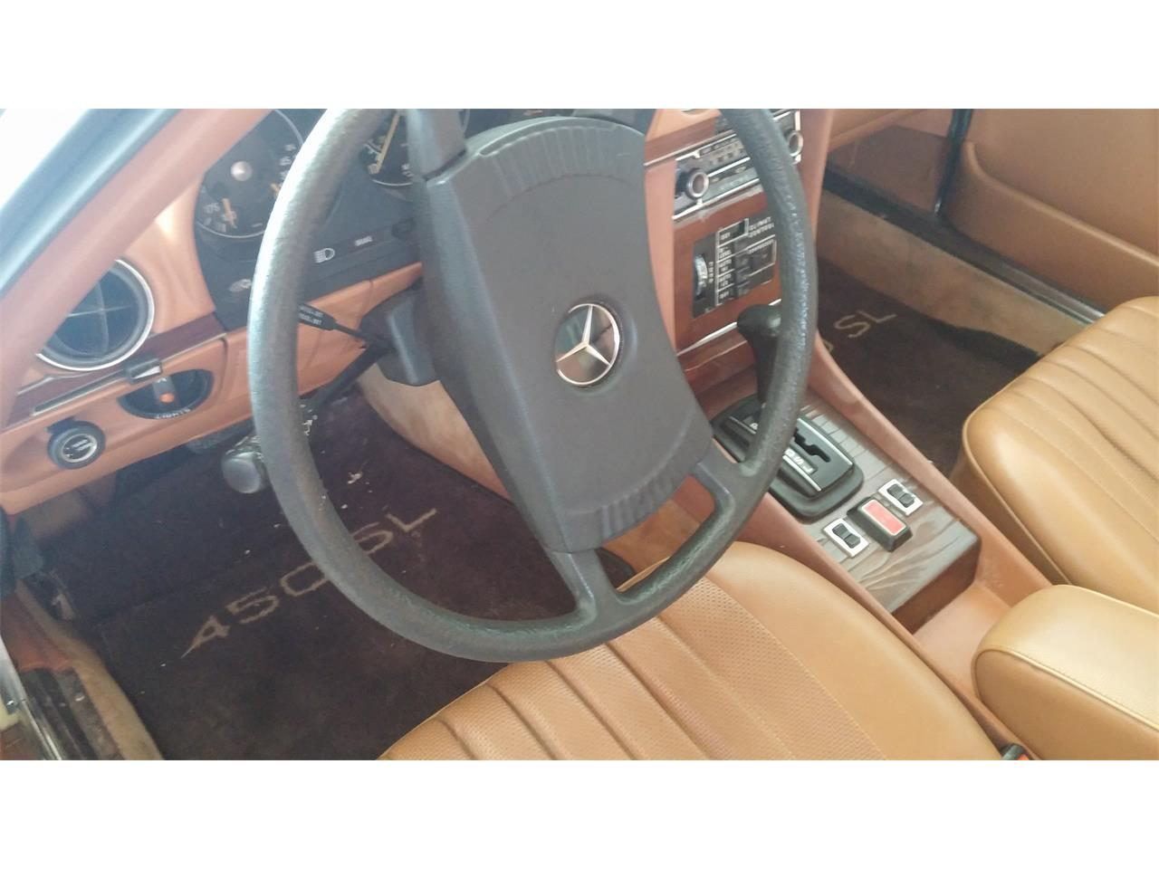1978 Mercedes-Benz 450SL for sale in Haleyville, AL – photo 7