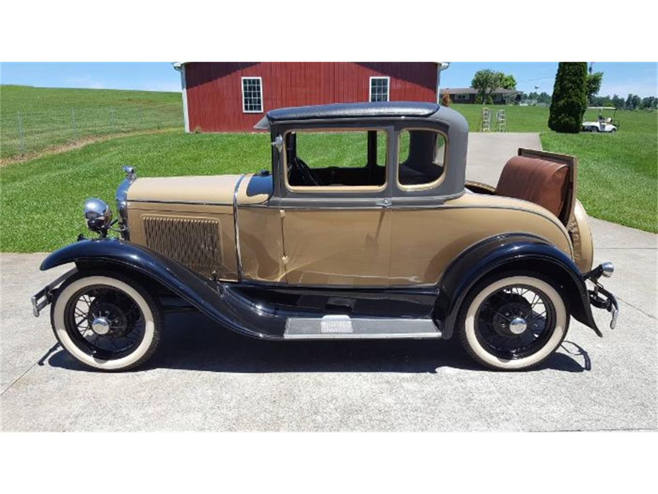 1931 Ford Model A for sale in Cadillac, MI – photo 15