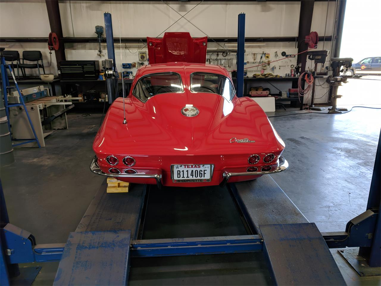 1963 Chevrolet Corvette for sale in Houston, TX – photo 24