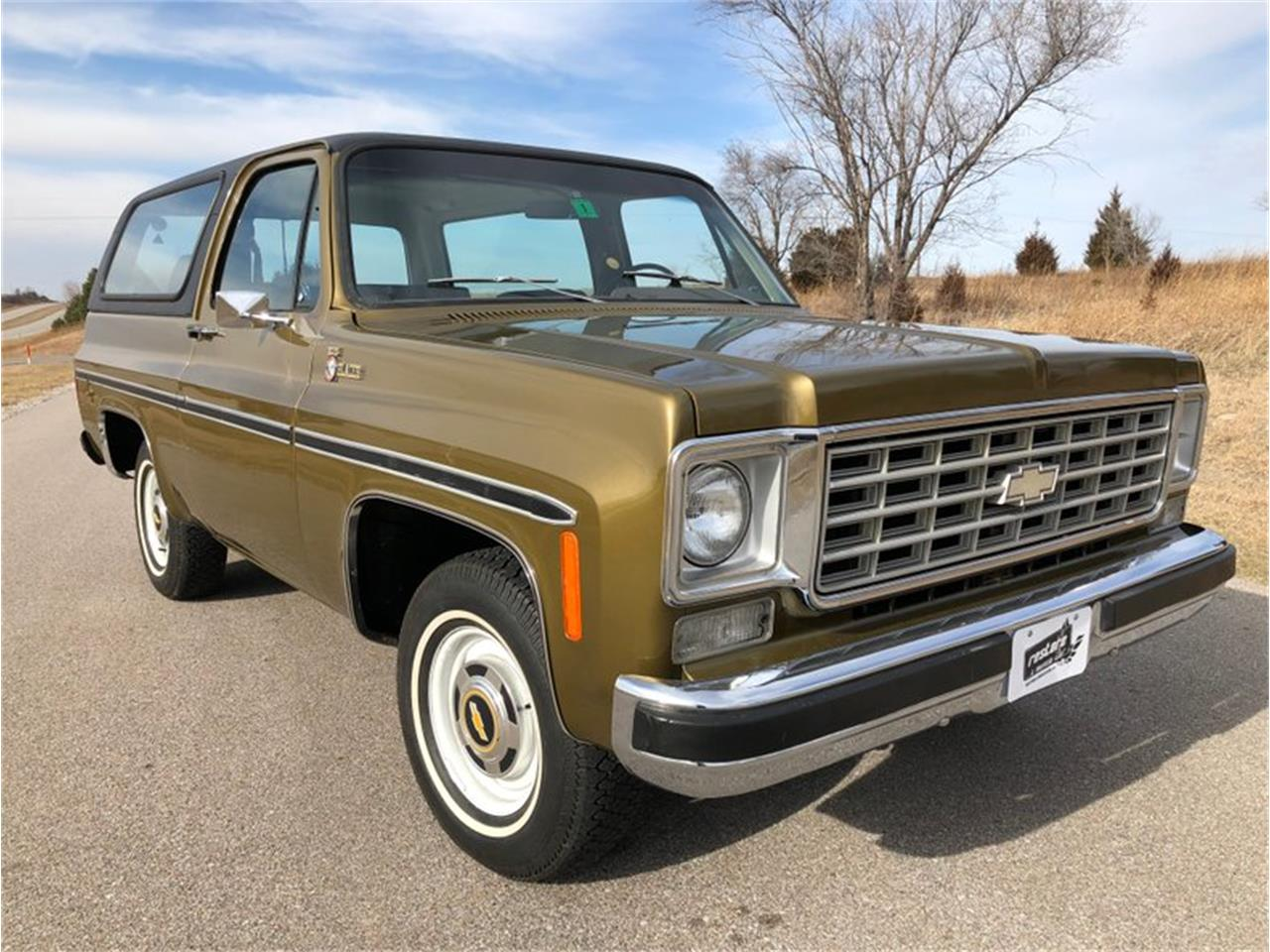 1976 Chevrolet Blazer for sale in Lincoln, NE – photo 2