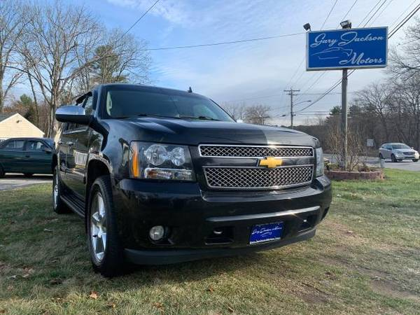 2013 Chevrolet Tahoe 4WD 4dr 1500 LTZ - cars & trucks - by dealer -... for sale in North Oxford, MA – photo 2