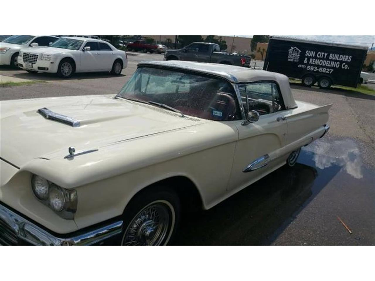 1959 Ford Thunderbird for sale in Cadillac, MI – photo 7