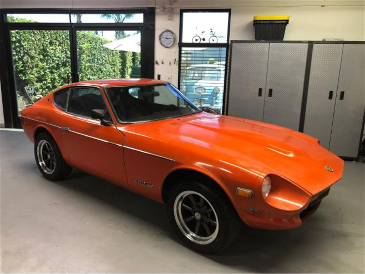 1975 Datsun 280Z for sale in Cadillac, MI