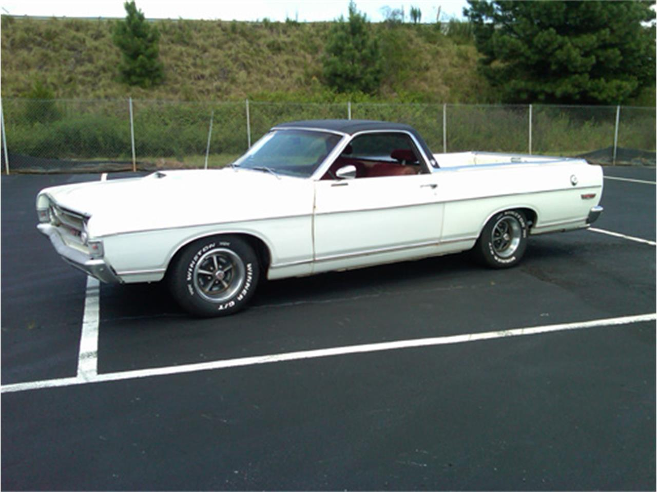 1969 Ford Ranchero GT for sale in Simpsonsville, SC