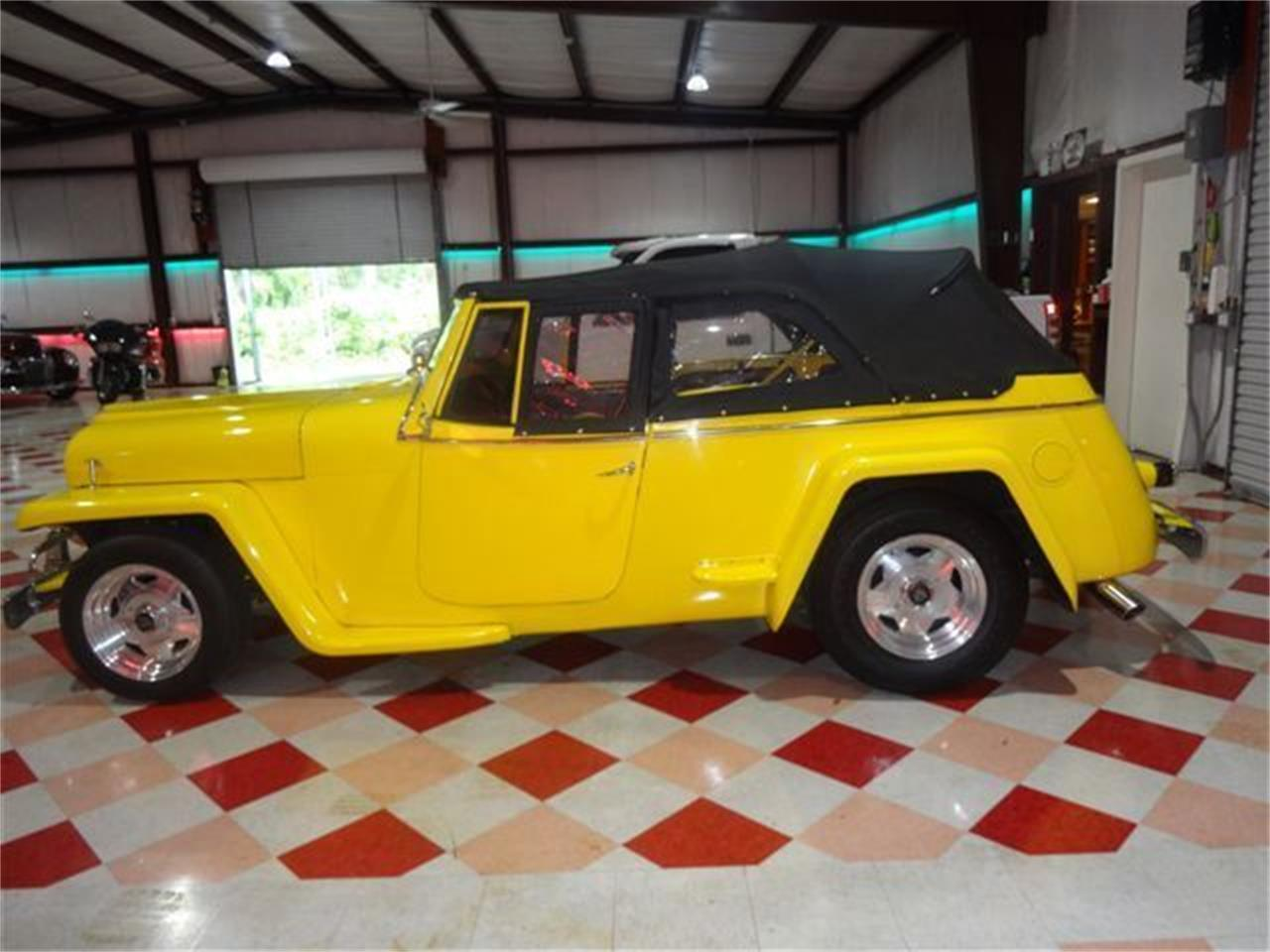 1948 Willys-Overland Jeepster for sale in Cadillac, MI – photo 18