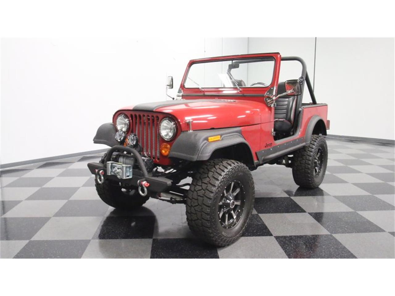 1982 Jeep CJ7 for sale in Lithia Springs, GA – photo 5