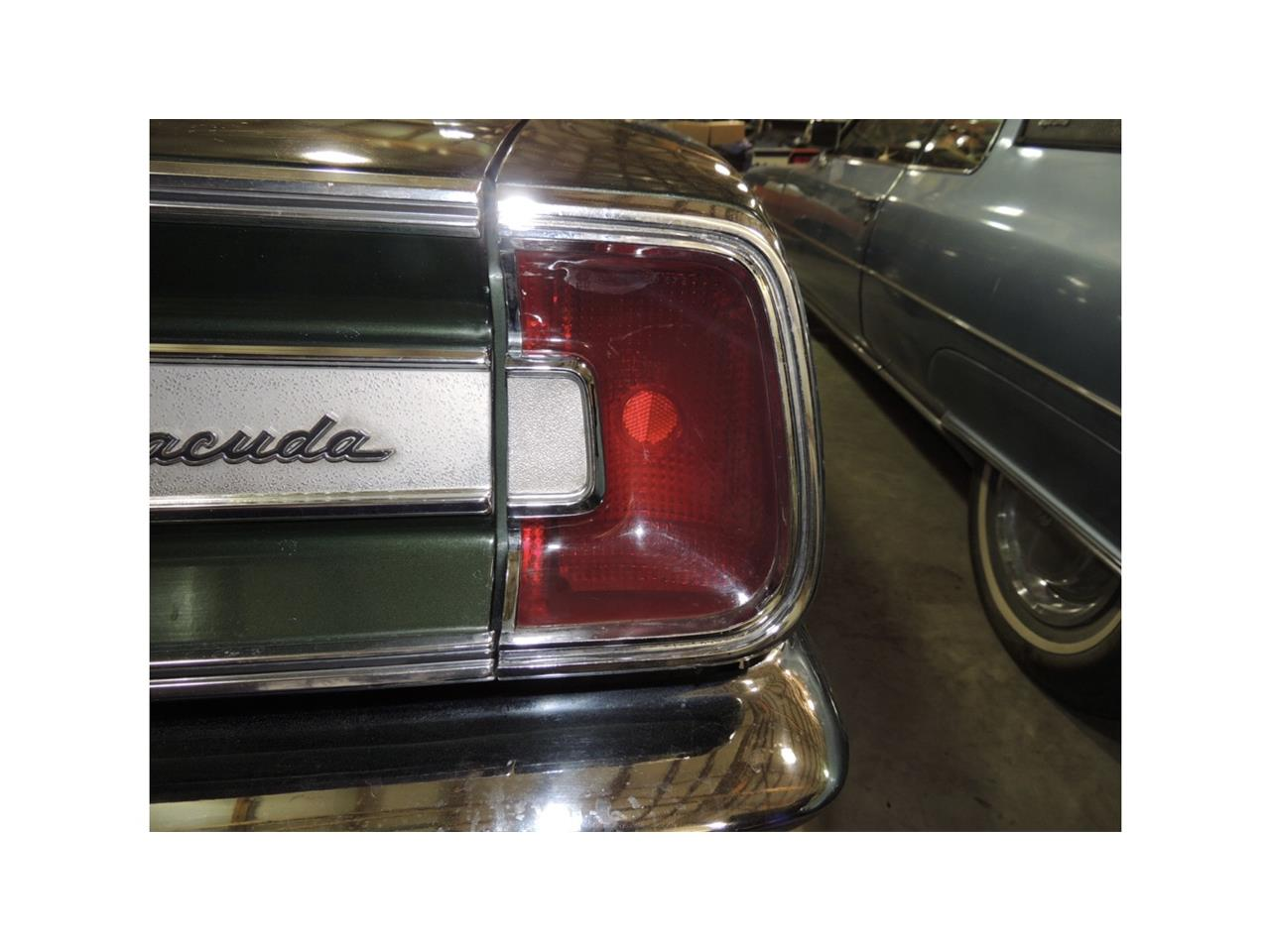 1967 Plymouth Barracuda for sale in Jefferson City, MO – photo 22