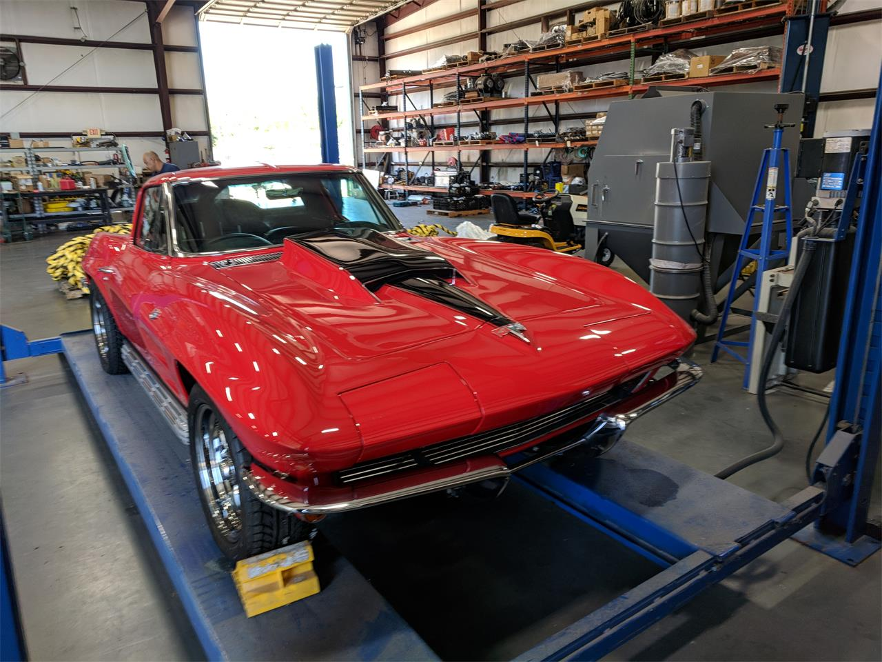 1963 Chevrolet Corvette for sale in Houston, TX – photo 27