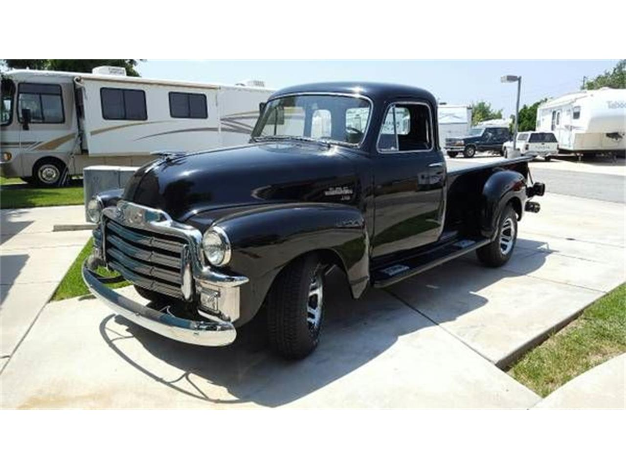 1954 GMC 100 for sale in Cadillac, MI