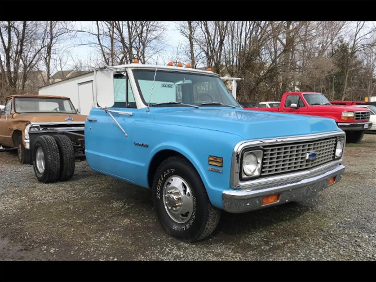 1971 Chevrolet 1 Ton Truck for sale in Harpers Ferry, WV