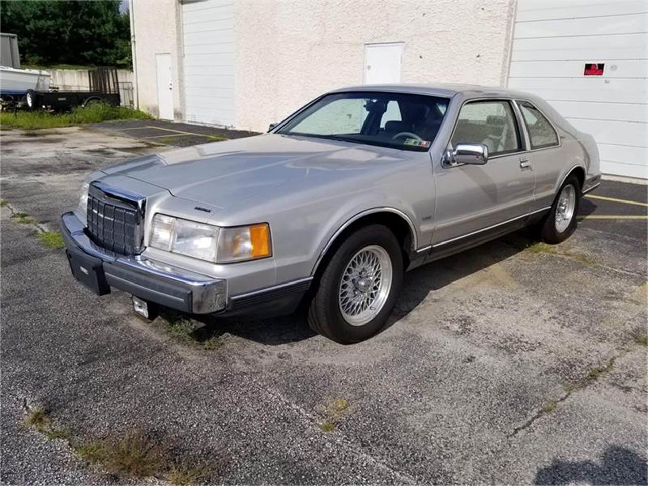 1990 Lincoln Mark VII for sale in Clarksburg, MD – photo 2