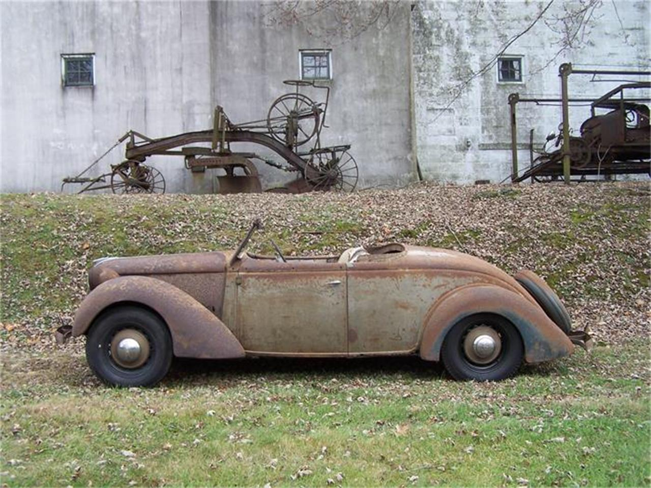 1936 Ford Custom Channeled Roadster for sale in Lynchburg, VA – photo 3