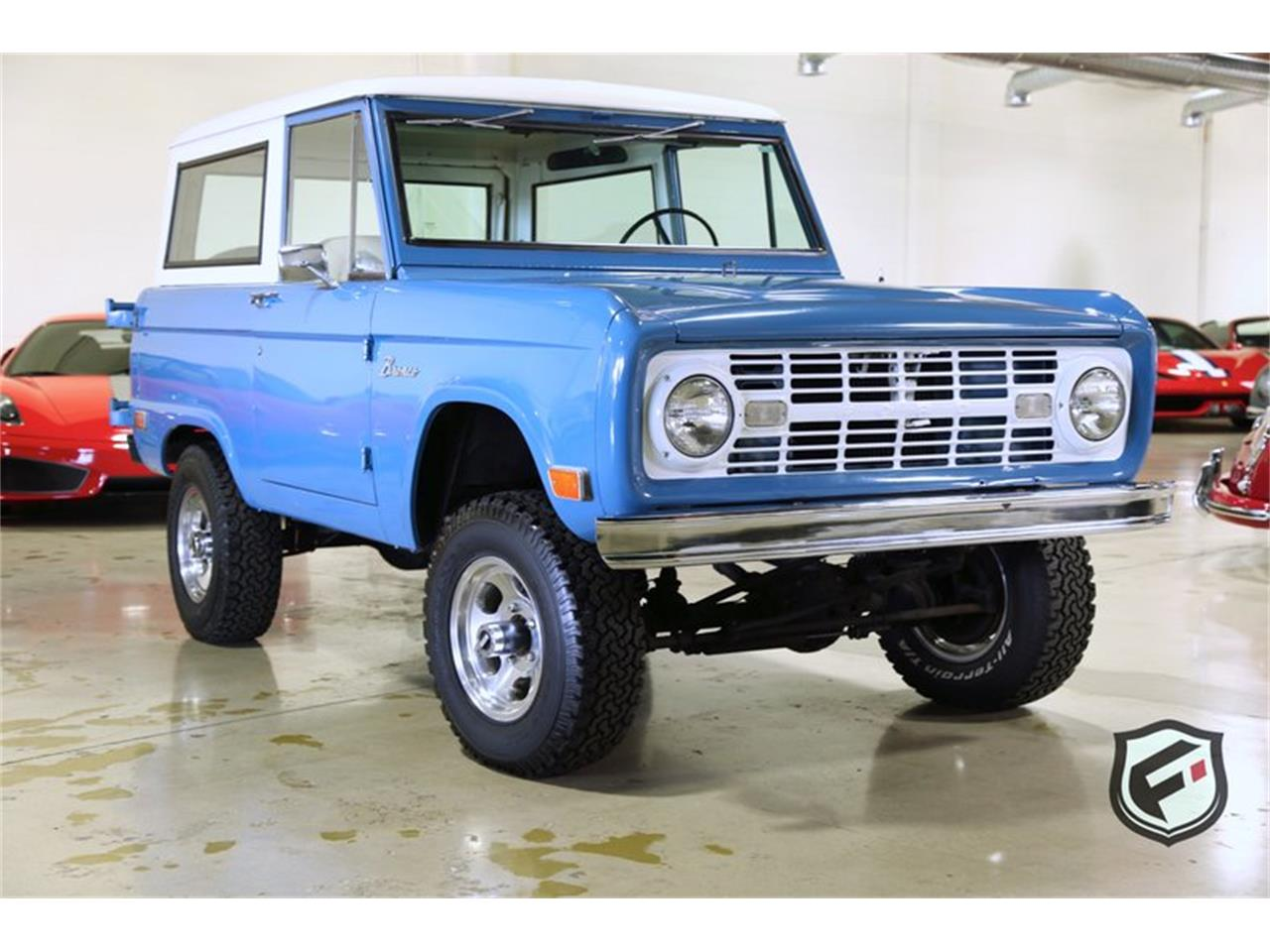 1968 Ford Bronco for sale in Chatsworth, CA – photo 35