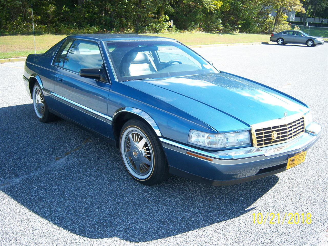 1992 cadillac eldorado for sale in hampton bays ny classiccarsbay com 1992 cadillac eldorado for sale in