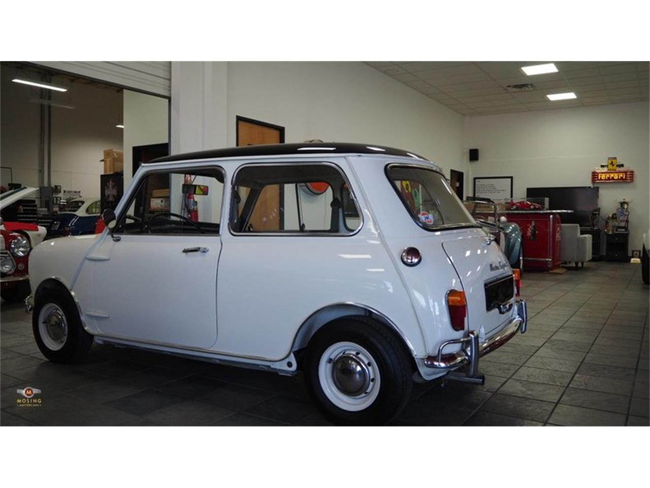 1967 Austin Mini Cooper S for sale in Austin, TX – photo 12