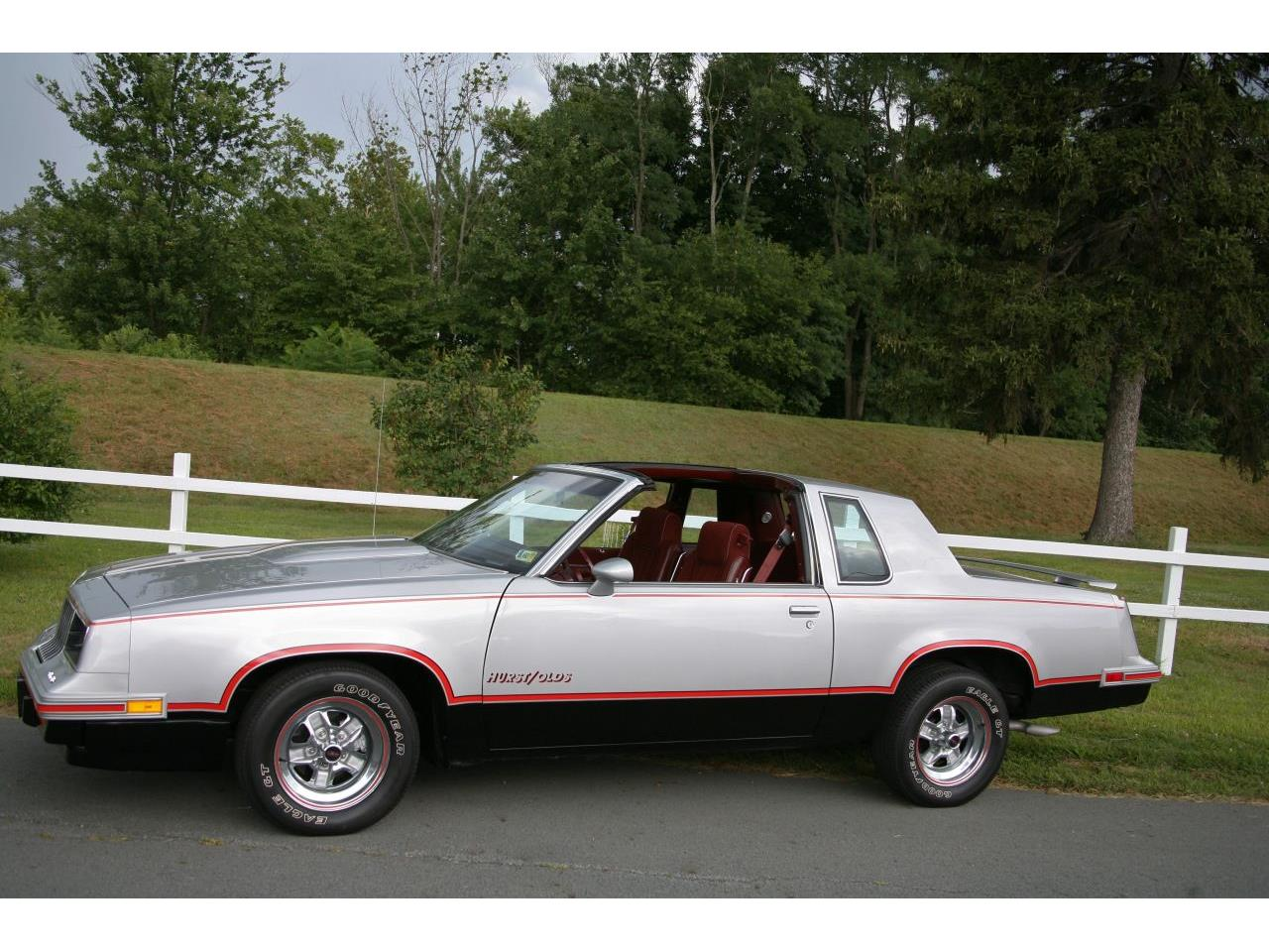 1984 Oldsmobile Cutlass for sale in Old Forge, PA – photo 8