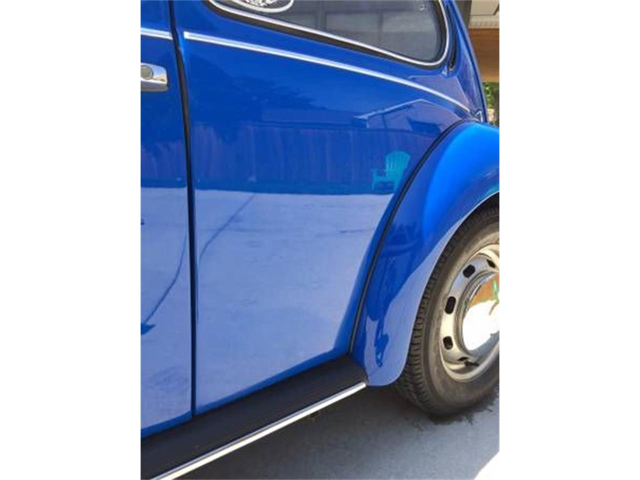1972 Volkswagen Super Beetle for sale in Cadillac, MI – photo 19