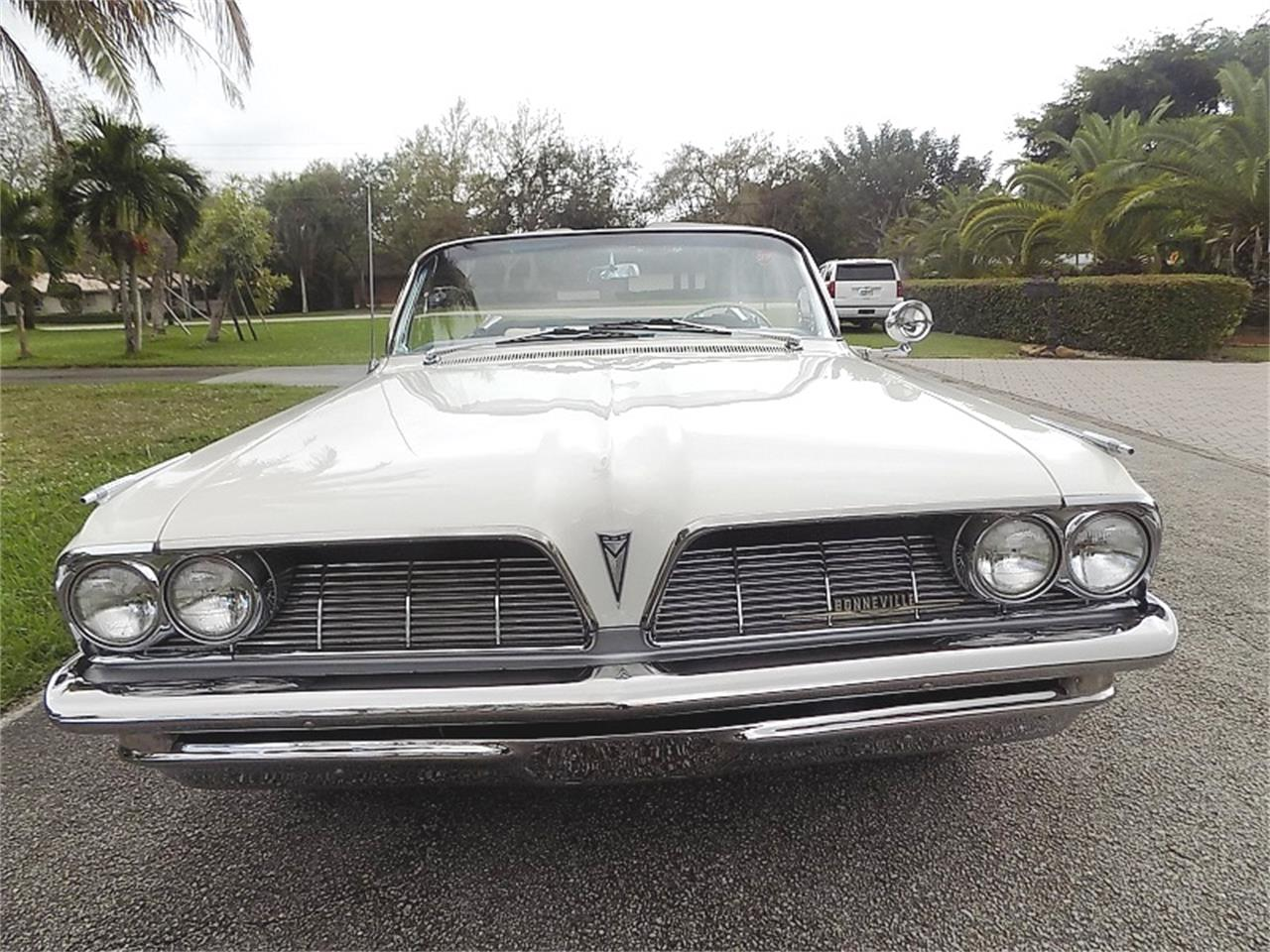 1961 Pontiac Bonneville for sale in Pompano Beach, FL – photo 5
