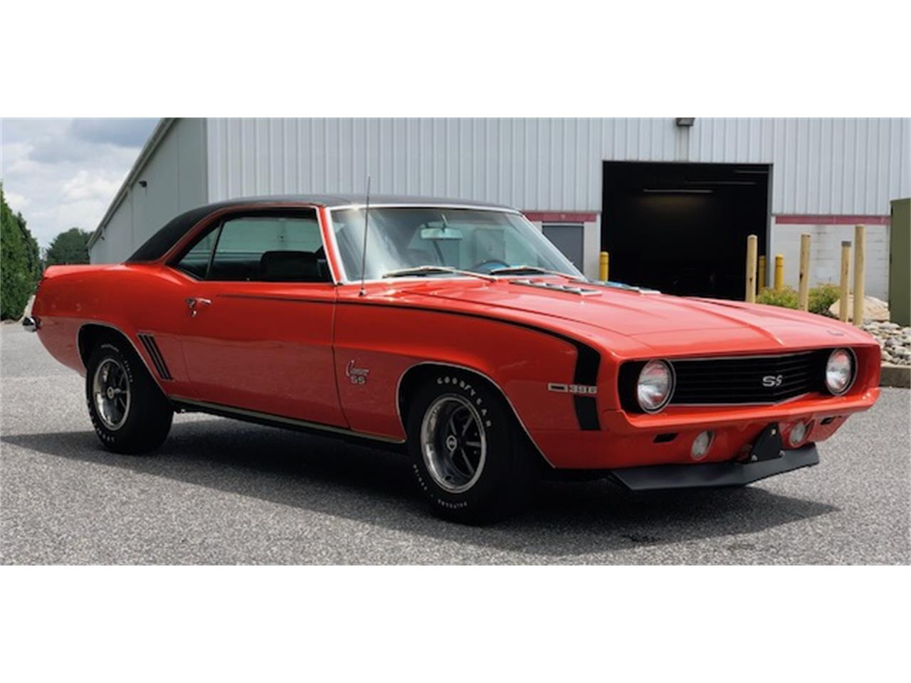 1969 Chevrolet Camaro SS for sale in York, PA – photo 5