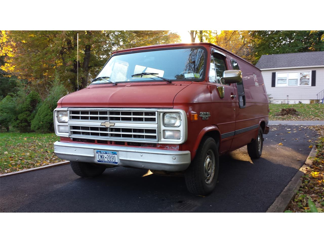 1988 Chevrolet G20 for sale in Carmel, NY