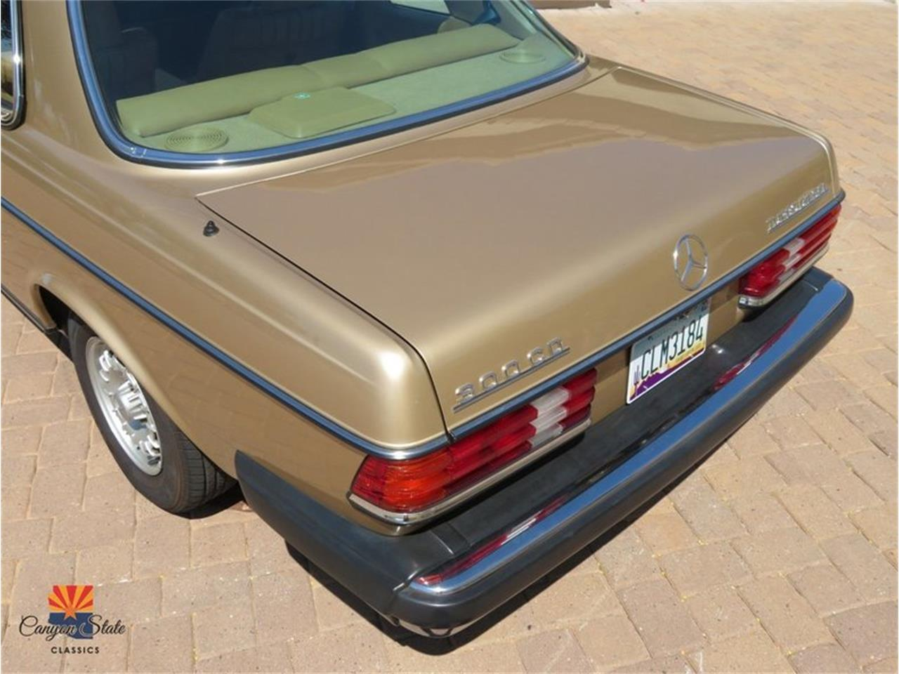 1985 Mercedes-Benz 300 for sale in Tempe, AZ – photo 30